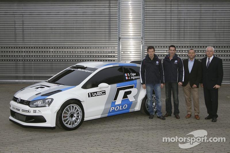 Now official - Capito is new Volkswagen Motorsport Director