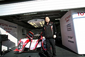 Le Mans Toyota Racing tests Hybrid at  Magny-Cours