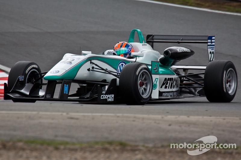 Marciello Wins Grand Prix de Pau, Jaafar Reclaims Series Lead