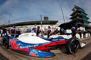 IndyCar Marco Andretti claims fastest lap on practice day 4 at Indy