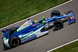 IndyCar KV Racing Indy 500 practice day 2 report
