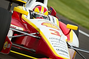 IndyCar Team Penske Indy 500 practice day 4 report
