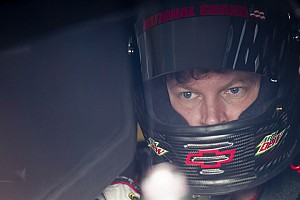 NASCAR Cup Earnhardt Jr. - Small steps may lead to the future victory