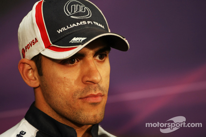 'Banned for life' Maldonado lucky to be in Monaco