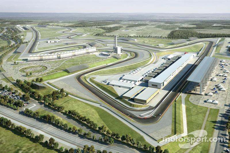 Backer says no doubts about 2012 Austin GP