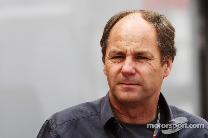 F1 greats blaming problems on tyres - Berger
