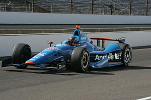 IndyCar SFHR bets on two young guns at IMS