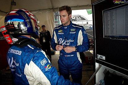 Anders Krohn Indianapolis race report