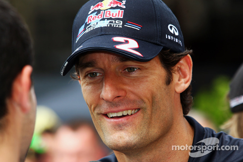 Webber swerves latest Ferrari rumours