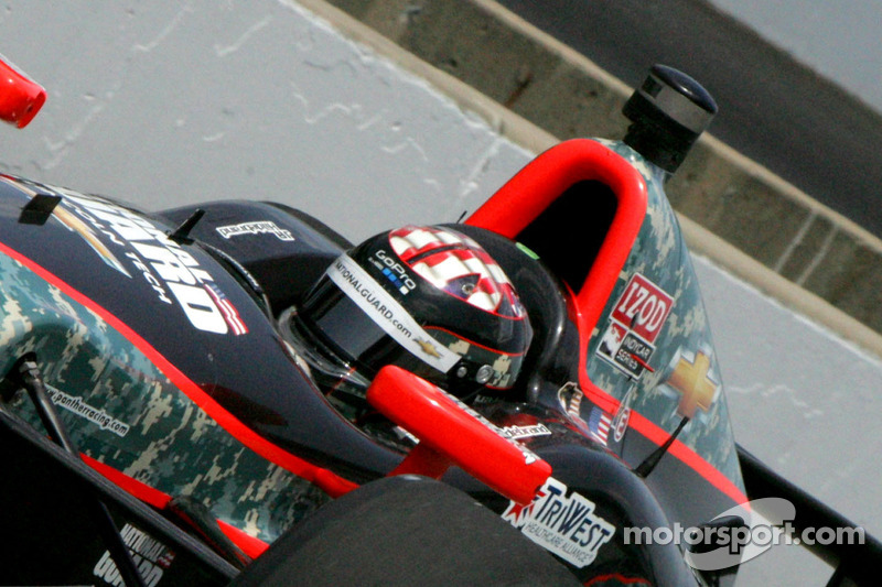 Panther Racing, Hildebrand claim 14th place finish at Indy 500