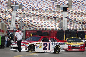NASCAR Cup Charlotte proves to be a long night for Bayne