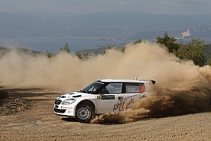 WRC Volkswagen driver Ogier claims seventh place in the Acropolis Rally
