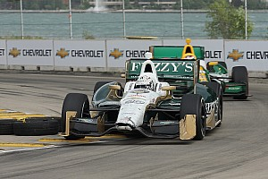 IndyCar Carpenter displeased with race decision at Belle Isle