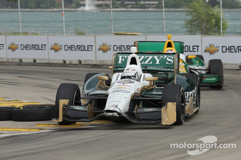 Carpenter displeased with race decision at Belle Isle