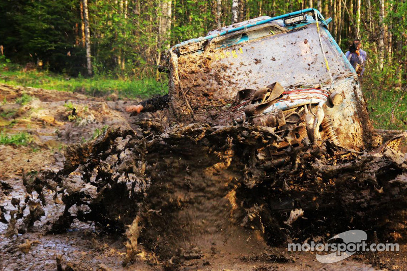 Ladoga Trophy: A masterpiece in mud