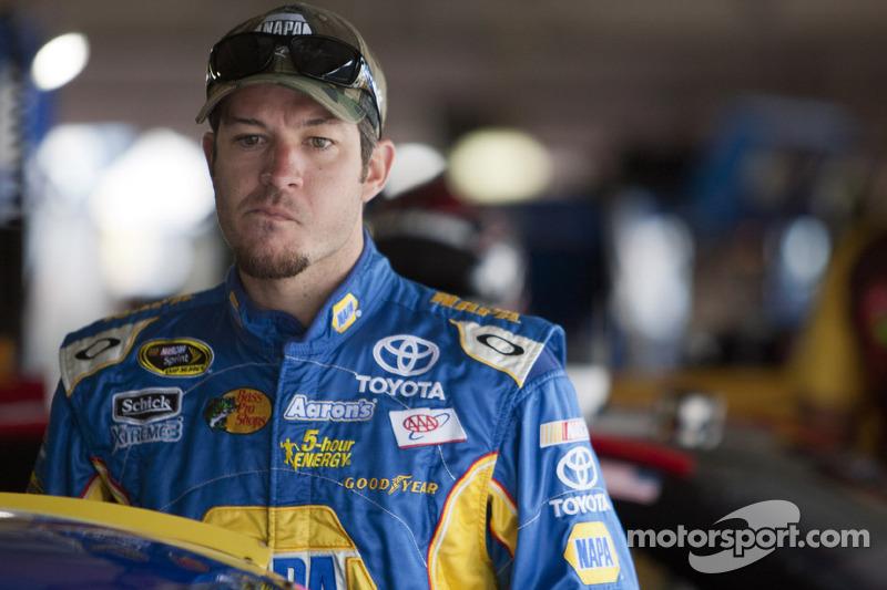 Truex Jr. hopes Pocono testing will help race setup