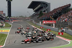 Formula 1 Spanish hosts agree GP share scheme through 2019