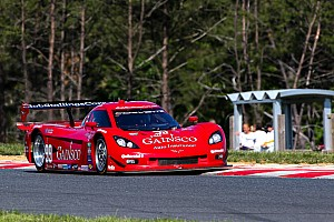 Grand-Am Bob Stallings Racing on their game with Mid-Ohio qualifying