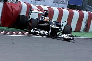 Formula 1 Williams' Senna and Maldonado struggled in Canadian GP qualifying