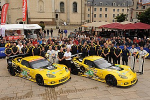 Le Mans Corvette Racing primed for the challenge of Le Mans
