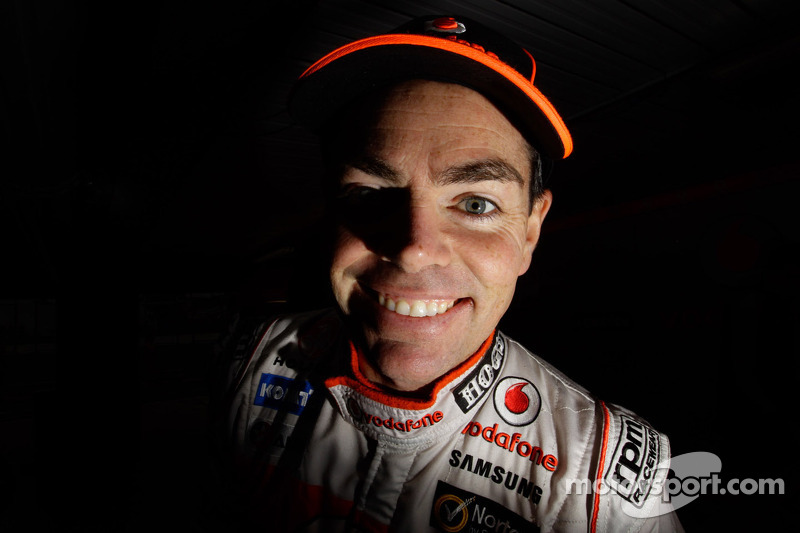 TeamVodafone search for soft tyre set-up in Darwin practice