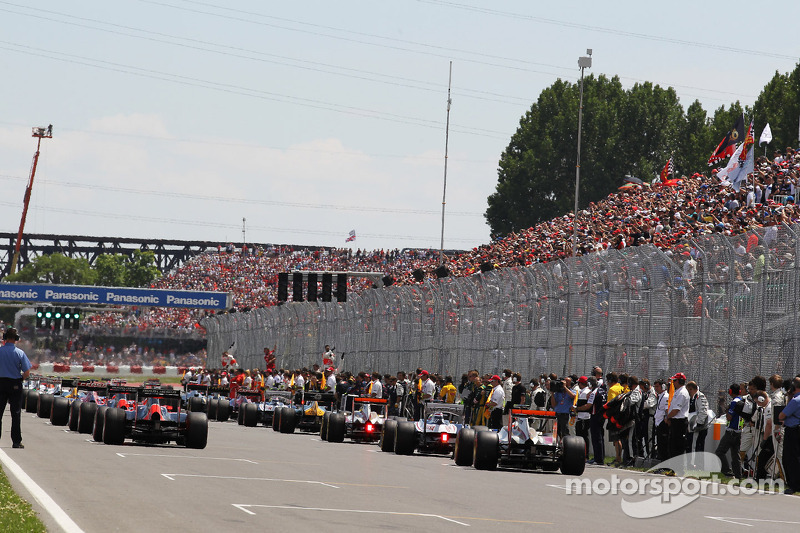 New F1 owner ups stake by $500m