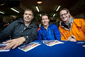 Le Mans Jeannette and Montecalvo to start fourth at Le Mans
