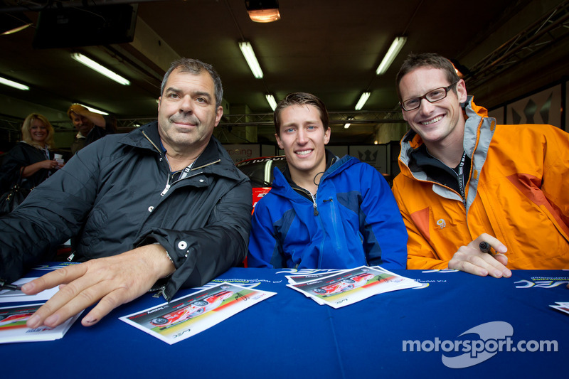 Jeannette and Montecalvo to start fourth at Le Mans