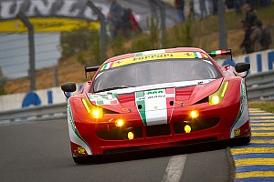 Le Mans GTE stories of the race so far