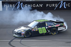 NASCAR Cup Earnhardt gets win four years in the making