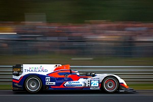 Le Mans Jan Charouz and team ADR-Delta finished 24h Le Mans 2012