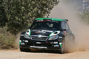 WRC Paddon hungry for Super 2000 win at home rally