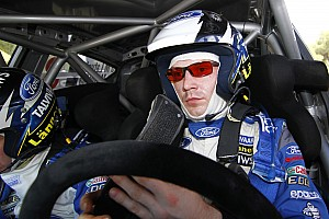 WRC Leg report The Finn puts Ford on top in New Zealand's qualifying stage