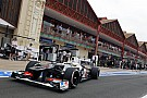 'No mystery' as Sauber enjoys Pirelli season