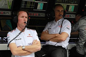 Formula 1 Rumor Sam Michael under fire amid McLaren problems