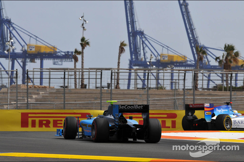 Ocean Racing Technology's drivers continue developing with Valencia race