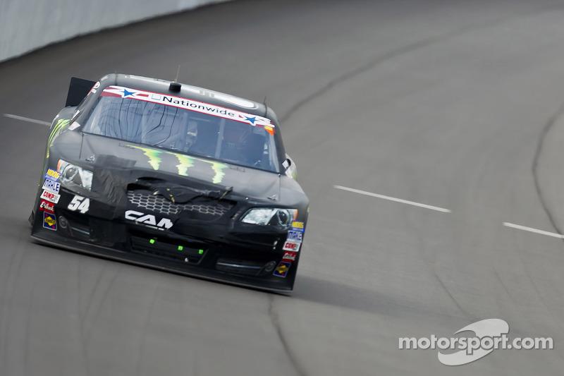 Kurt Busch is bound for the intermediate track in Kentucky