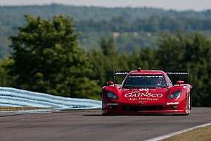 Grand-Am Qualifying report Brake issues hamper Bob Stallings Racing Watkins Glen qualifying