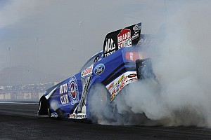 NHRA Preview Points leader Hight leads John Force Racing to Norwalk