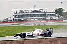 Sauber has troublefree Friday practice at Silverstone
