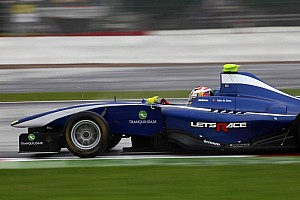 GP3 Race report Felix Da Costa takes commanding win in Silverstone