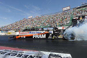 NHRA Race report Massey regains reaction time edge to win at Norwalk