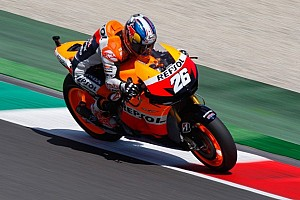 MotoGP Qualifying report Pedrosa steals pole in thrilling Mugello qualifying