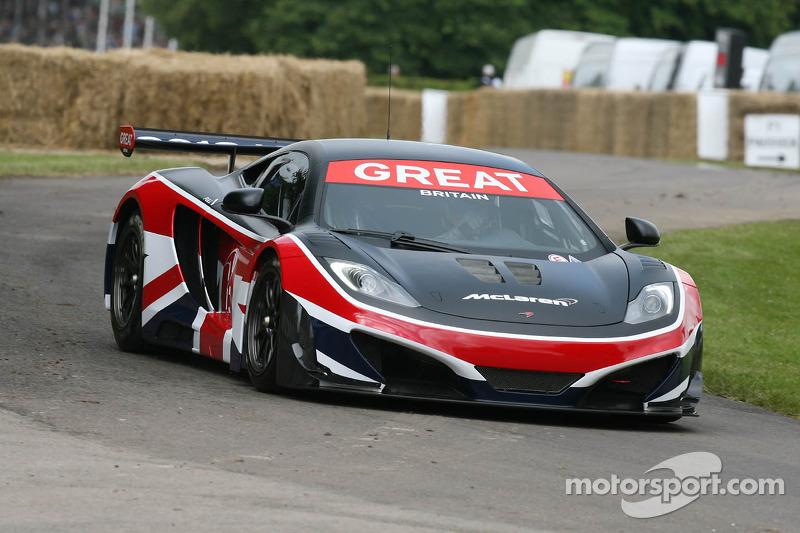 McLaren earns inclusion in London Science Museum exhibit