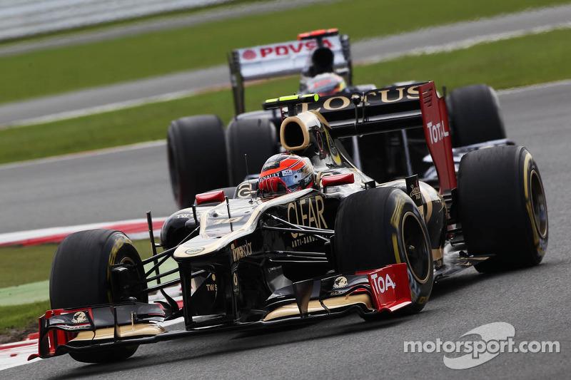 Grosjean, Maldonado the crash-kings of 2012 - report