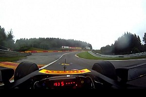 Formula 1 Special feature Do a Lap of Spa from an F1 Drivers Perspective - video