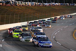 NASCAR Truck Preview Tight title tilt travels to Chicagoland