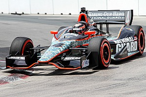 IndyCar Preview Panther Racing heads to Edmonton after strong Toronto run