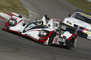 ALMS Practice report Graf, Muscle Milk Fastest in opening practice at Mosport
