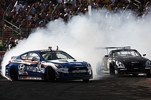Formula Drift Race report Hankook's Millen gets podium finish in Formula Drift  at Evergreen